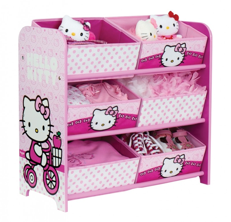 meuble hello kitty