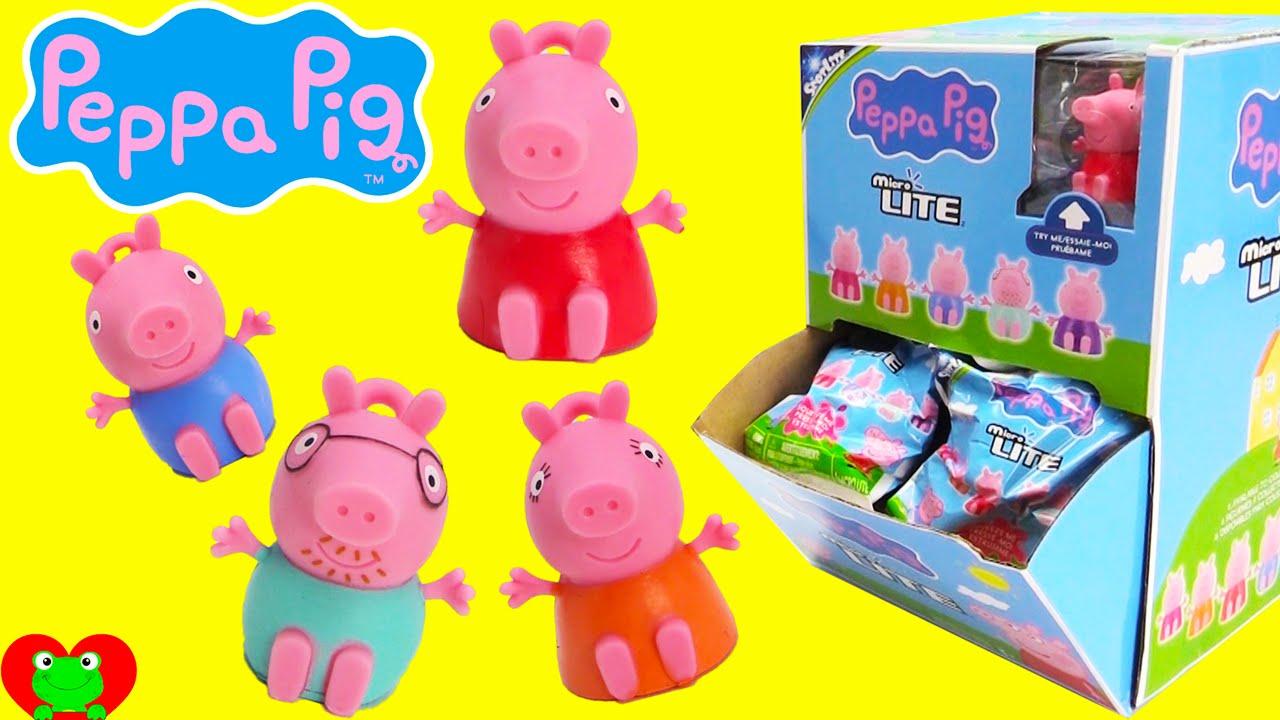 micro peppa pig