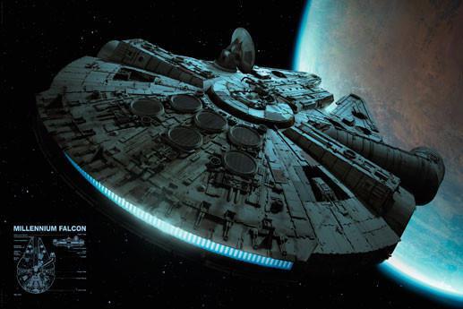 millennium star wars