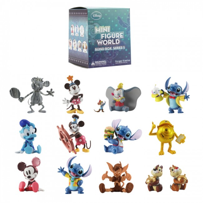 mini disney figures