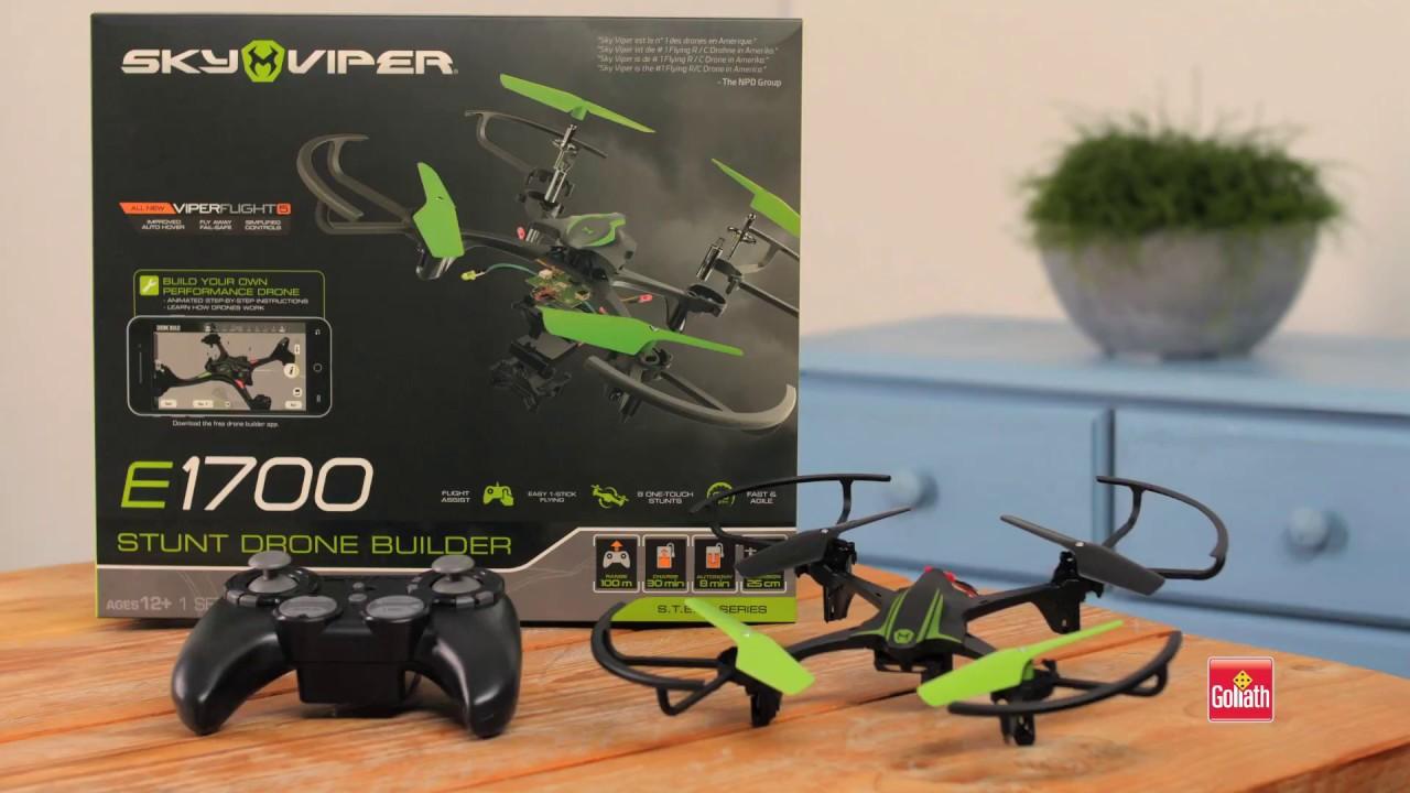 mini drone goliath