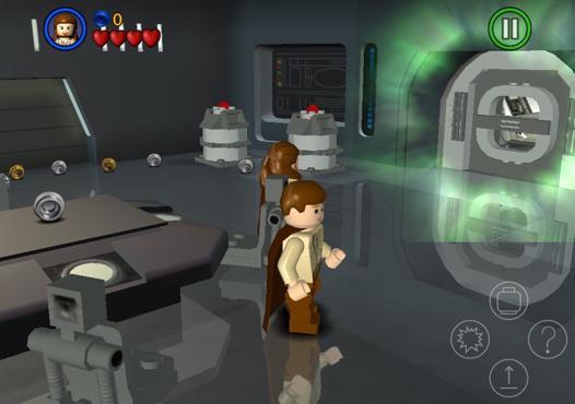 mini jeux star wars