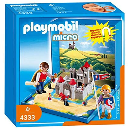 mini playmobil