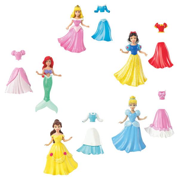 mini princesse disney mattel