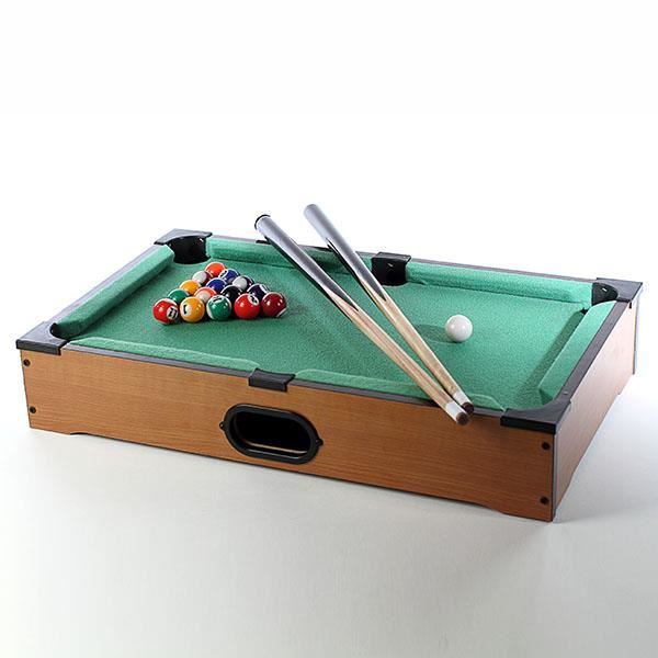 mini table de billard