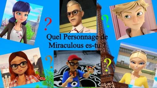 miraculous personnage