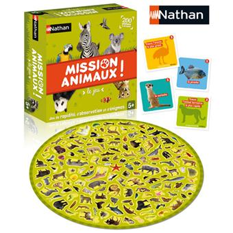 mission animaux nathan