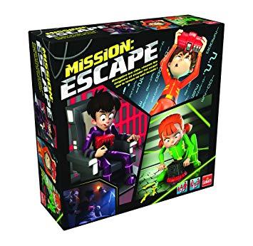 mission escape jeu