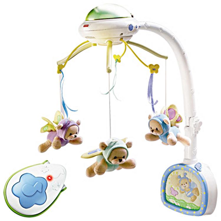 mobile jouet bébé