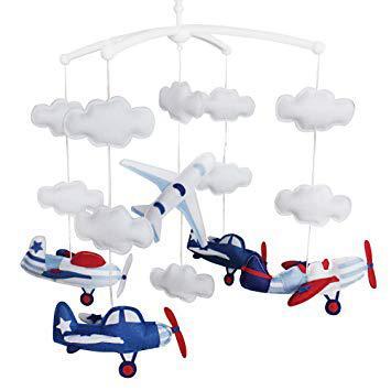 mobile musical avion