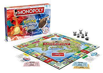 monopoly pokemon français