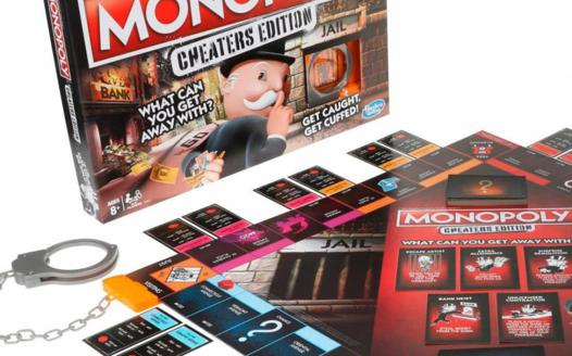 monopoly special tricheur