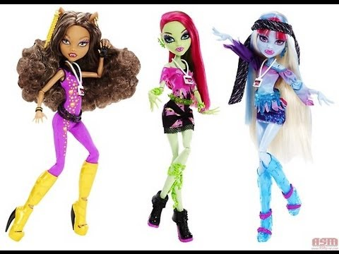 monster high musique