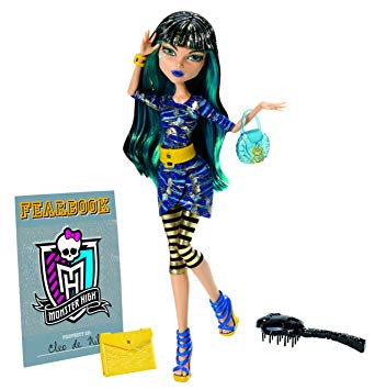 monster high poupeé cleo