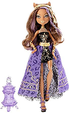 monster high poupeé