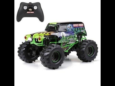 monster truck télécommandé