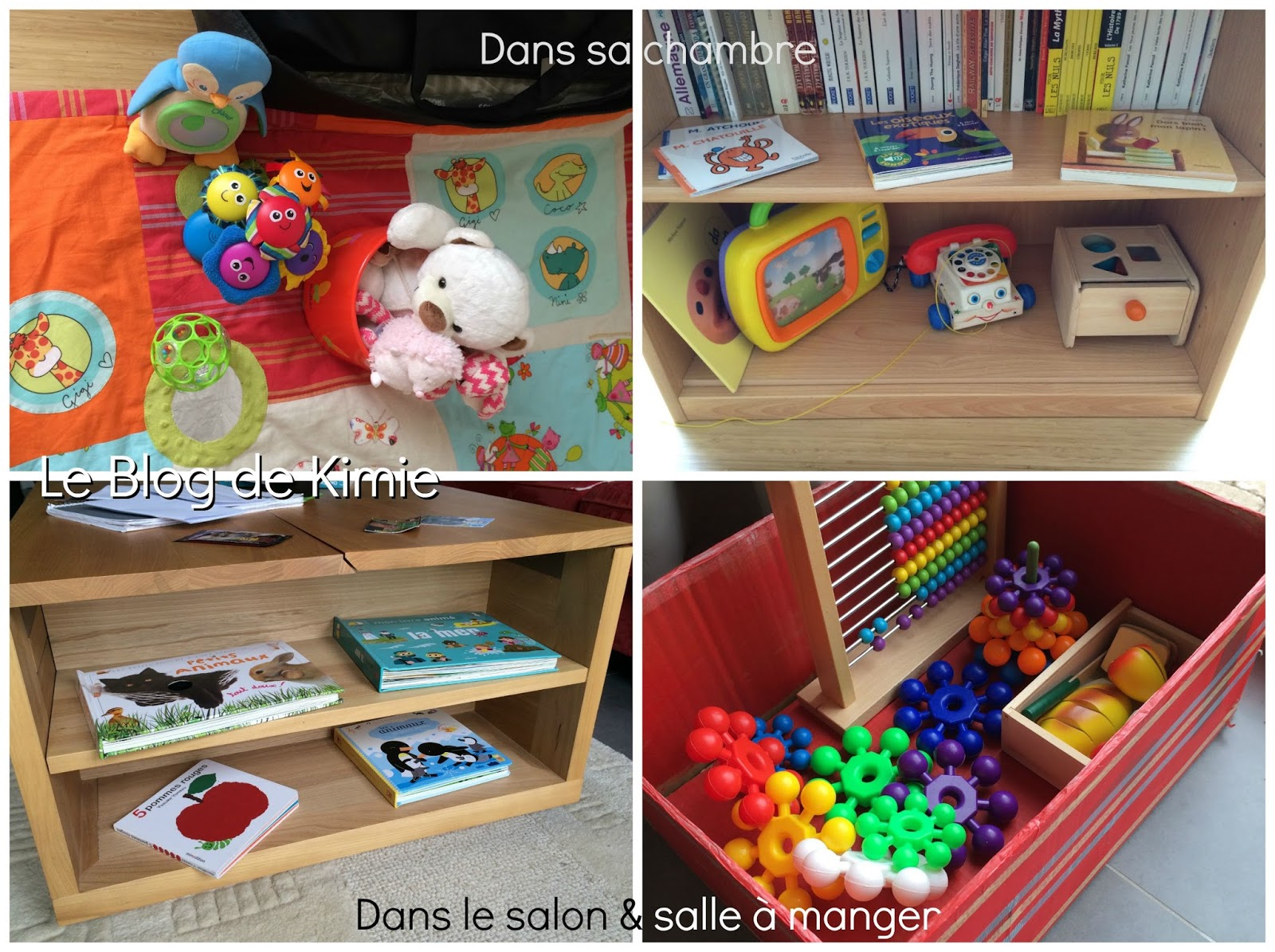 montessori jouets