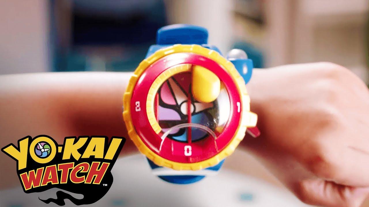 montre yo kai watch model zero