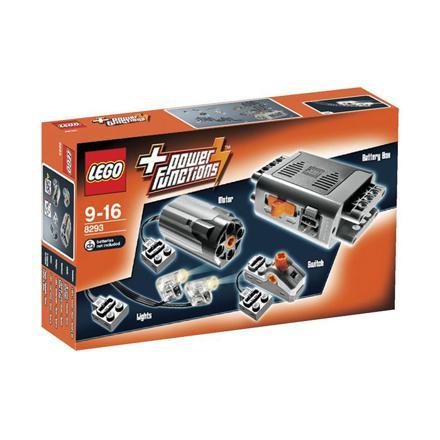 moteur de lego technic