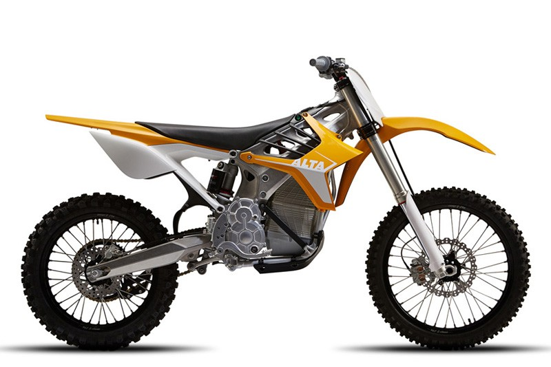 moto de cross electrique