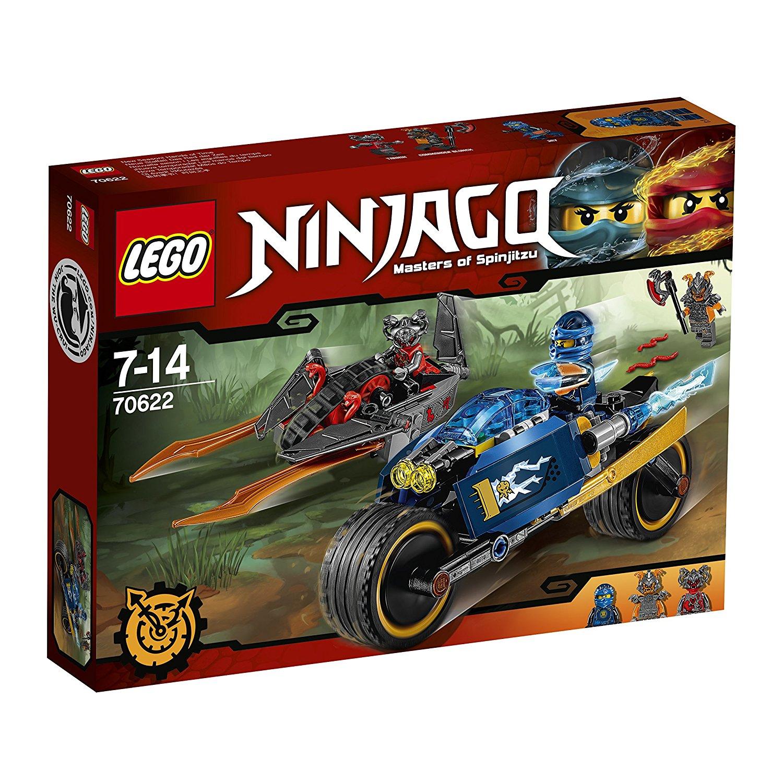moto de jay ninjago