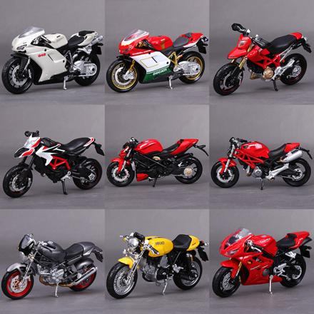 moto jouet miniature