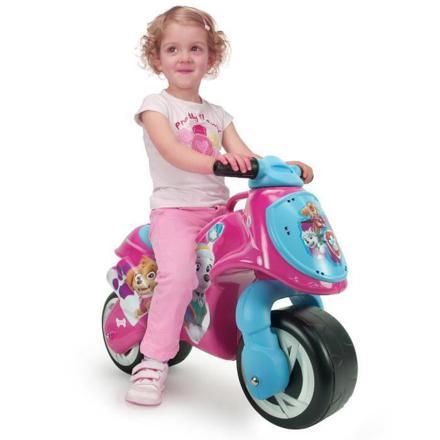 moto porteur fille