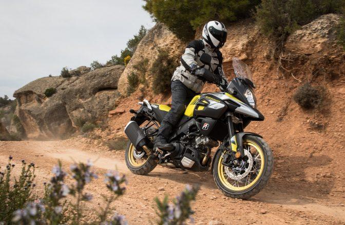 moto tout terrain