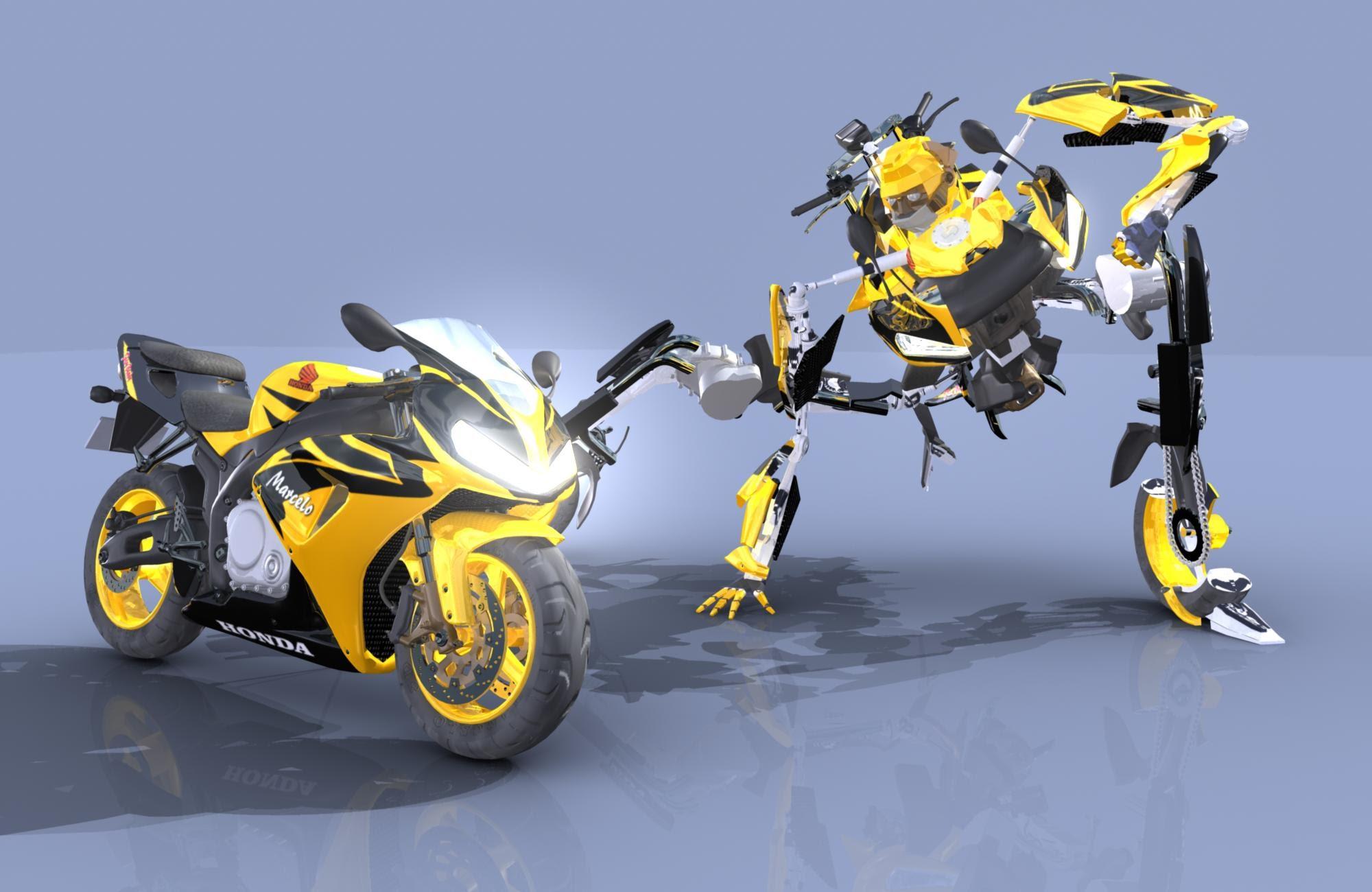 moto transformers