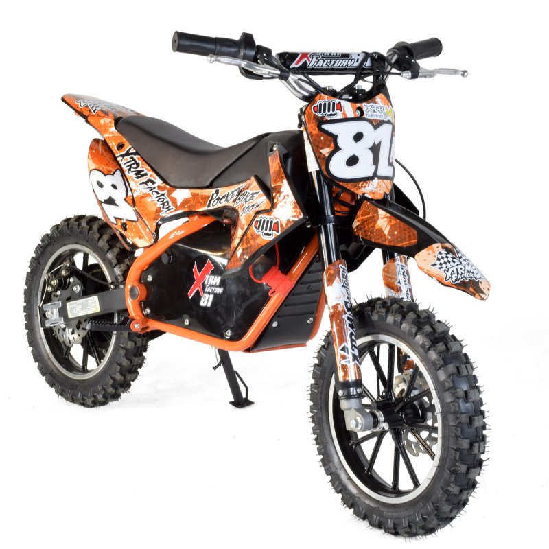 motocross electrique enfant