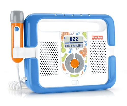 mp3 fisher price