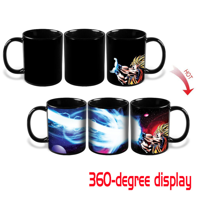 mug dragon ball