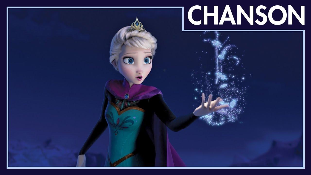 music de la reine des neige