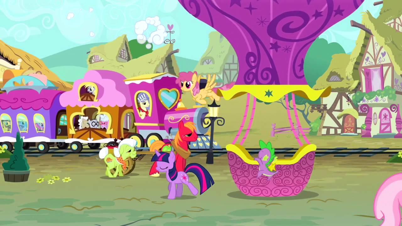 my little pony dessin animé