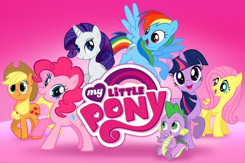 my little pony en
