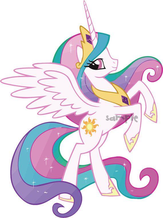 my little pony licorne