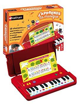 nathan j apprends la musique