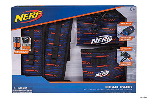 nerf equipement