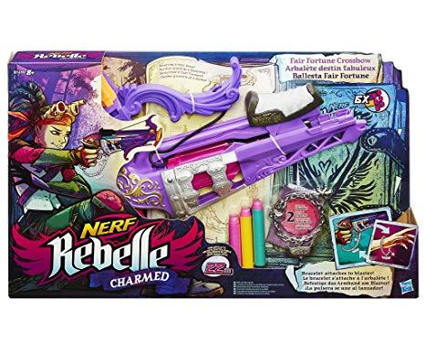nerf rebelle charmed arbalete
