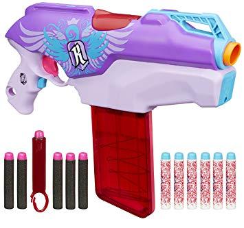 nerf rebelle pistolet automatique