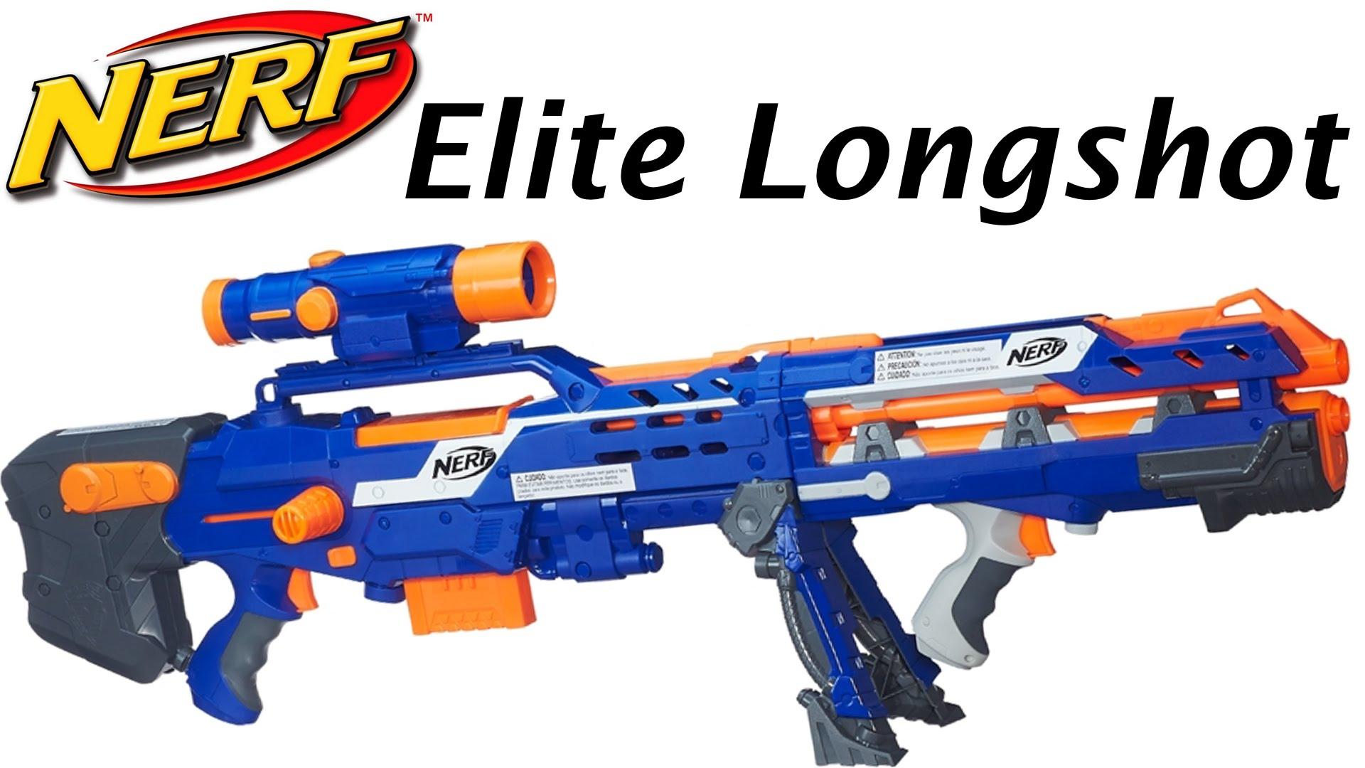 nerf sniper elite