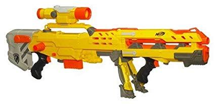 nerf sniper longshot