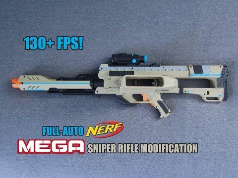 nerf sniper rival