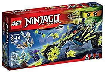 ninjago fantome