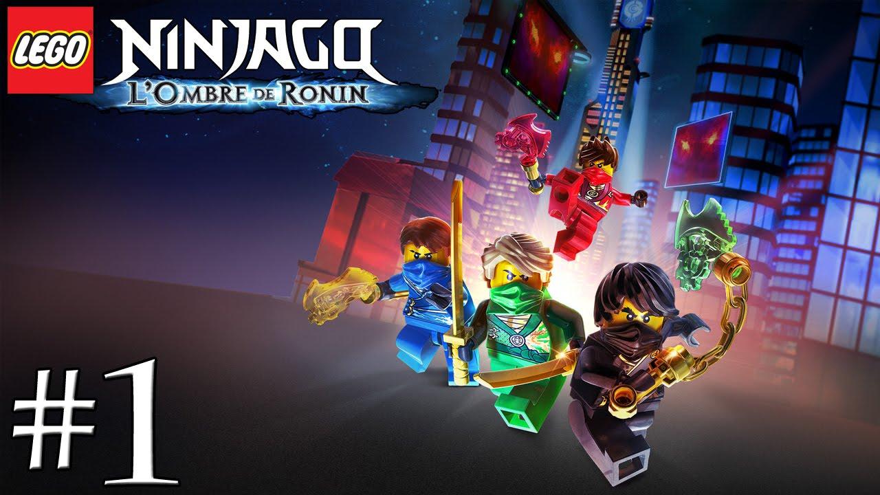 ninjago jeux video