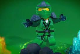 ninjago le ninja vert