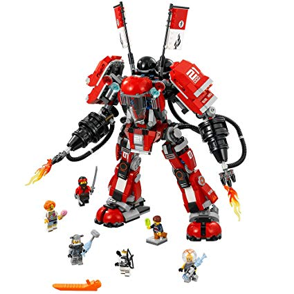 ninjago robot