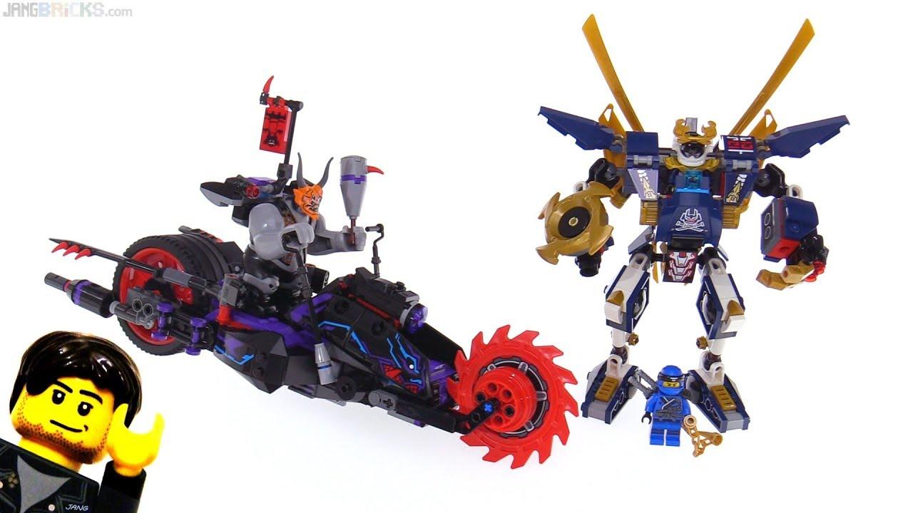 ninjago samurai x robot