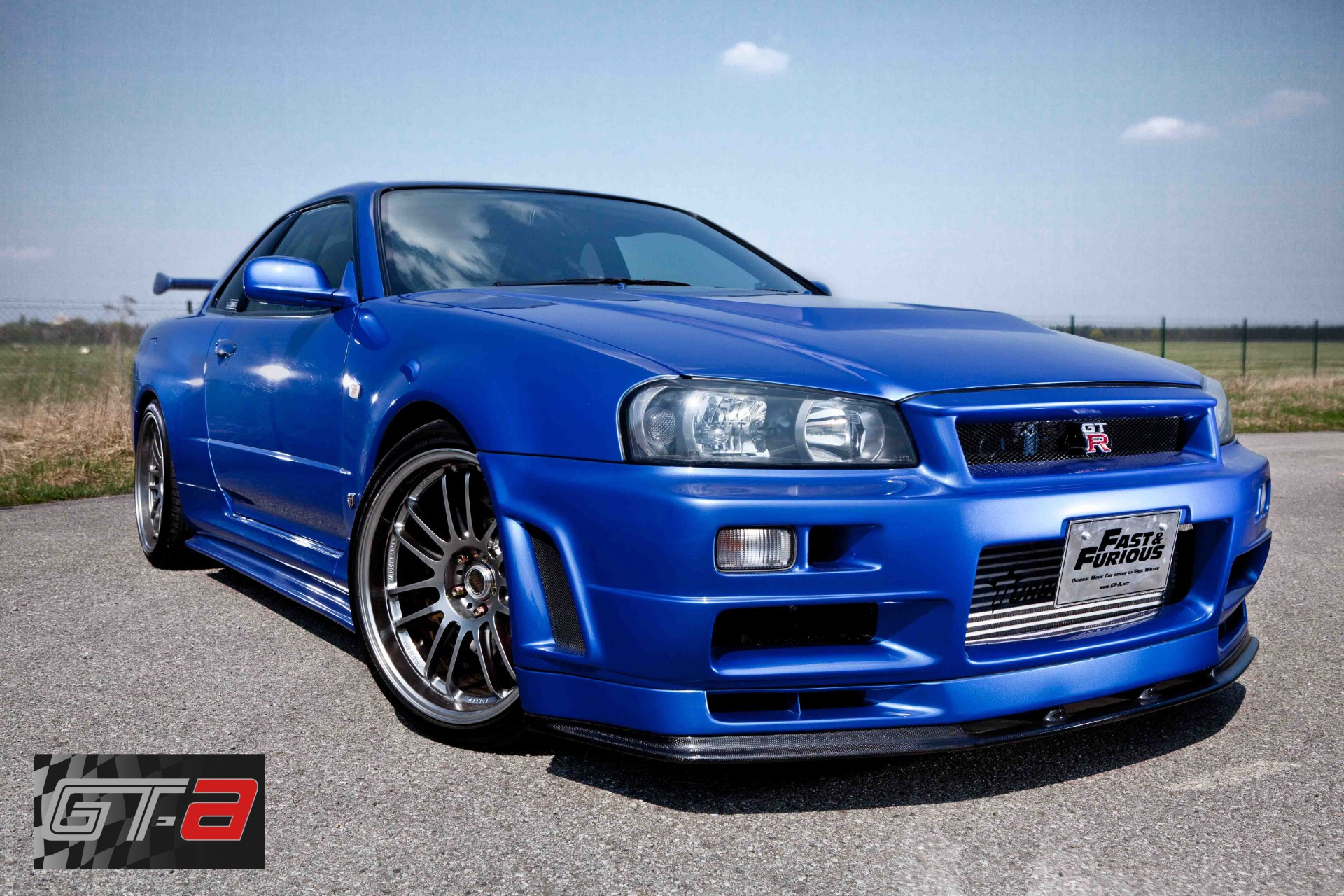 nissan skyline fast and furious 2 a vendre