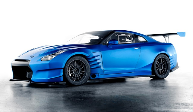 nissan skyline gtr fast and furious 6
